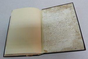 signatura libro restaurado artesanal