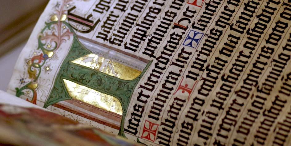 Restauracions Codices y Breviarios