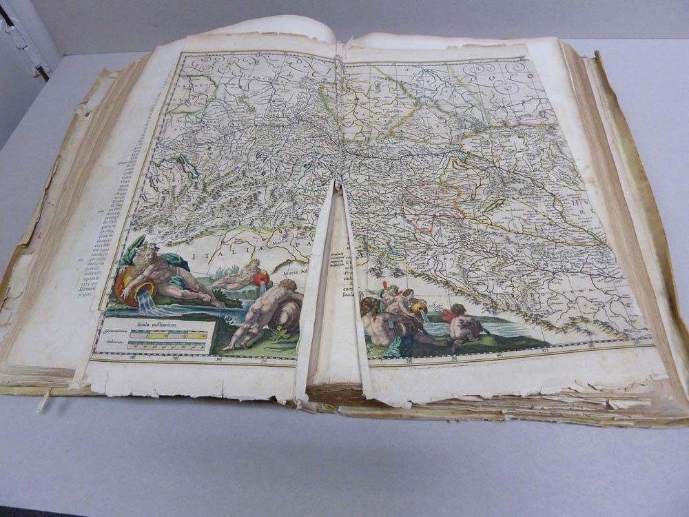 encuadernacion manual reparacion paginas